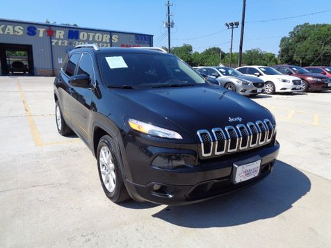 2015 Jeep Cherokee Latitude in Houston