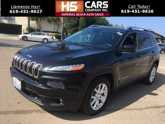 2015 Jeep Cherokee Latitude Imperial Beach, California