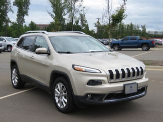 2015 Jeep Cherokee Limited in Kernersville, NC 27284