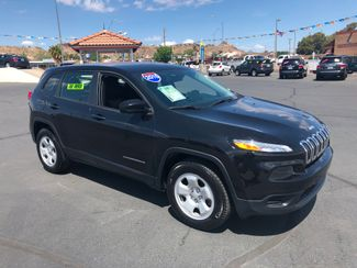 2015 Jeep Cherokee Sport in Kingman Arizona, 86401