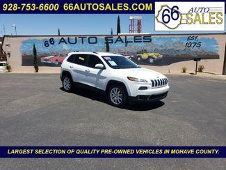 2015 Jeep Cherokee Limited in Kingman, Arizona 86401