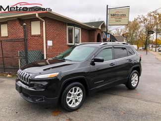 2015 Jeep Cherokee Latitude Knoxville , Tennessee 10
