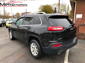 2015 Jeep Cherokee Latitude Knoxville , Tennessee 46