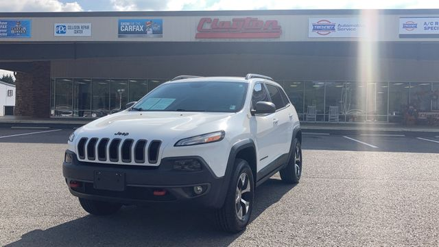 2015 Jeep Cherokee Trailhawk in Knoxville, TN 37912