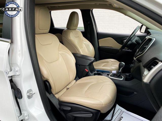 2015 Jeep Cherokee Limited Madison, NC 12