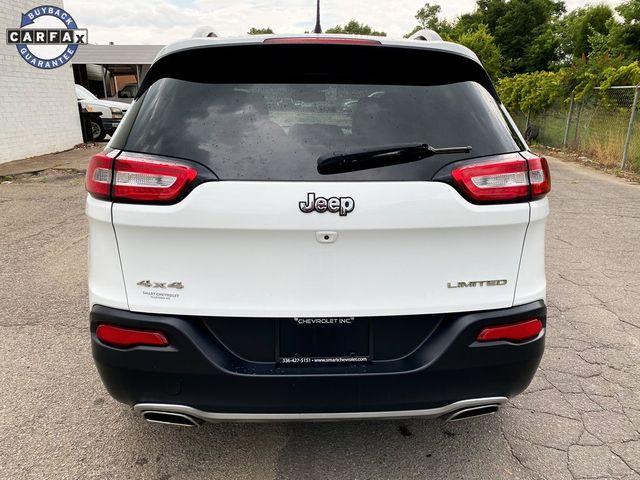 2015 Jeep Cherokee Limited Madison, NC 2