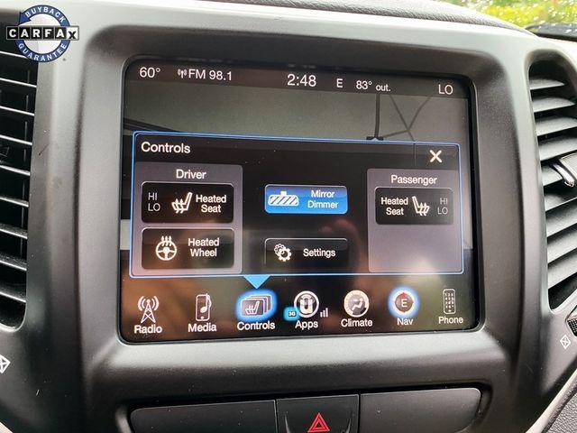 2015 Jeep Cherokee Limited Madison, NC 33