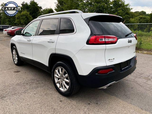 2015 Jeep Cherokee Limited Madison, NC 3