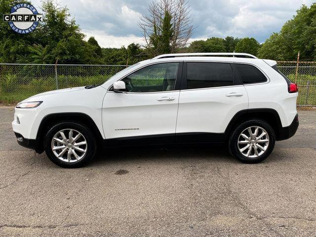 2015 Jeep Cherokee Limited Madison, NC 4