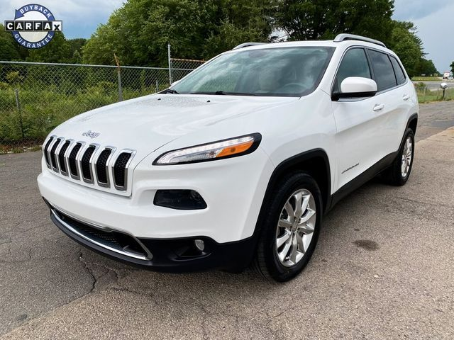 2015 Jeep Cherokee Limited Madison, NC 5