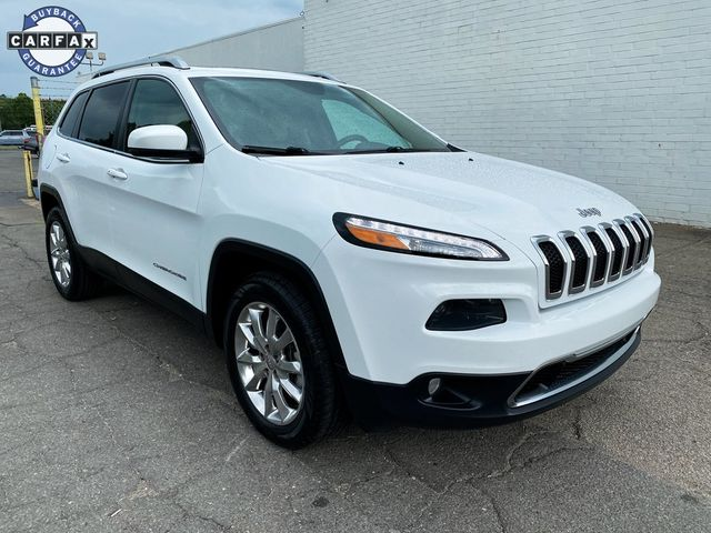 2015 Jeep Cherokee Limited Madison, NC 7