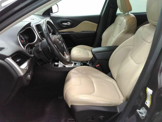 2015 Jeep Cherokee Limited in St. Louis, MO 63043