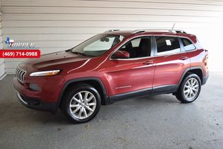 2015 Jeep Cherokee Limited in McKinney Texas, 75070