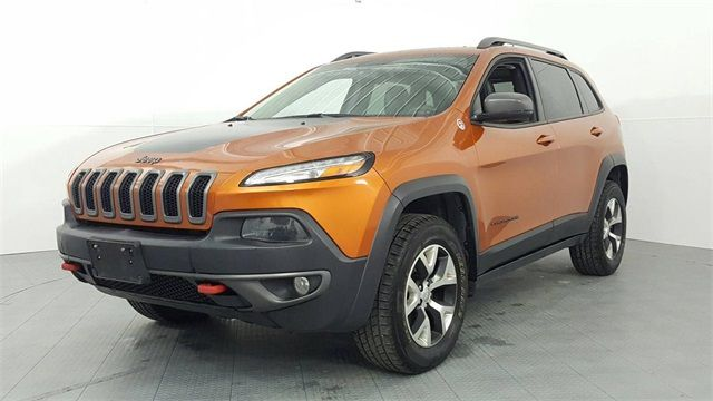 2015 Jeep Cherokee Trailhawk in McKinney Texas, 75070