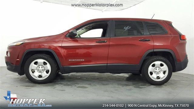 2015 Jeep Cherokee Sport in McKinney, Texas 75070