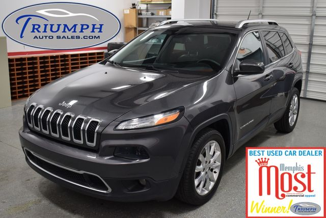 2015 Jeep Cherokee Limited in Memphis, TN 38128