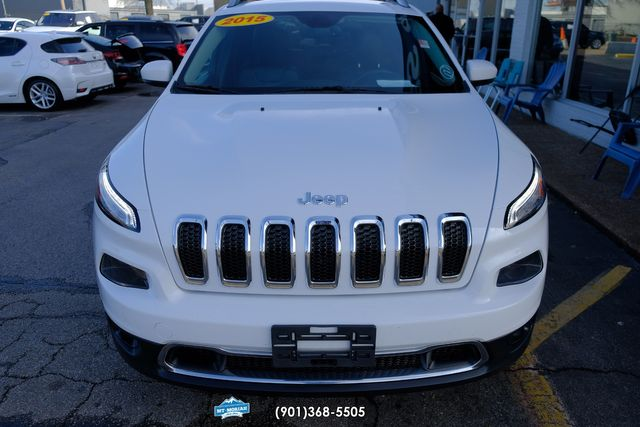 2015 Jeep Cherokee Limited in Memphis, Tennessee 38115