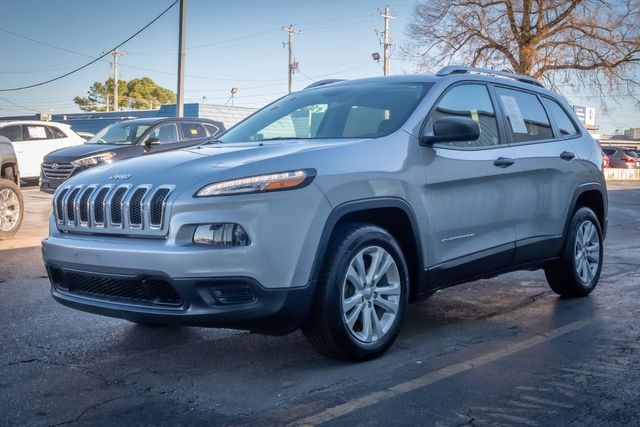 2015 Jeep Cherokee Sport in Memphis, Tennessee 38115