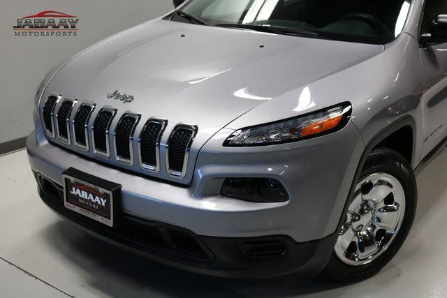 2015 Jeep Cherokee Sport Merrillville, Indiana 28