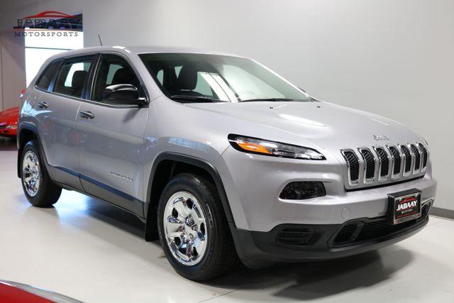 2015 Jeep Cherokee Sport Merrillville, Indiana 6