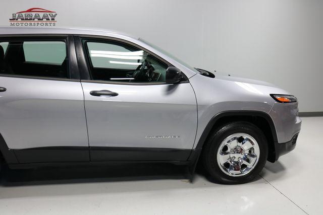 2015 Jeep Cherokee Sport Merrillville, Indiana 37