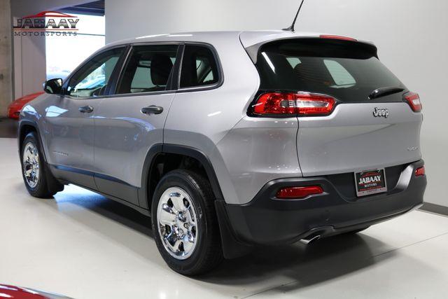 2015 Jeep Cherokee Sport Merrillville, Indiana 2
