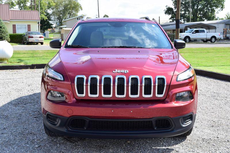 2015 Jeep Cherokee Sport - Mt Carmel IL - 9th Street AutoPlaza  in Mt. Carmel, IL