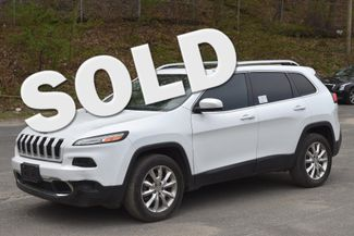2015 Jeep Cherokee Limited Naugatuck, Connecticut