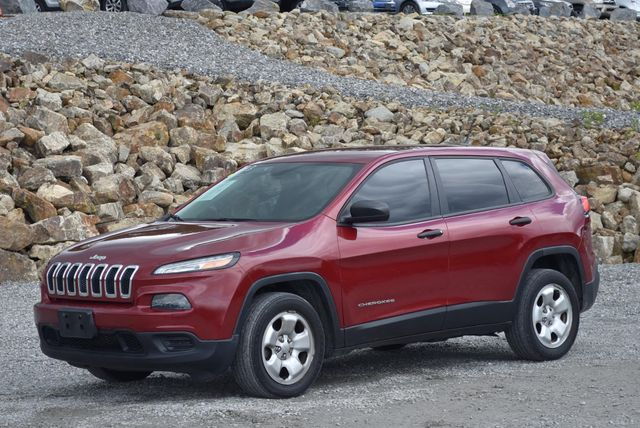 2015 Jeep Cherokee Sport Naugatuck, Connecticut