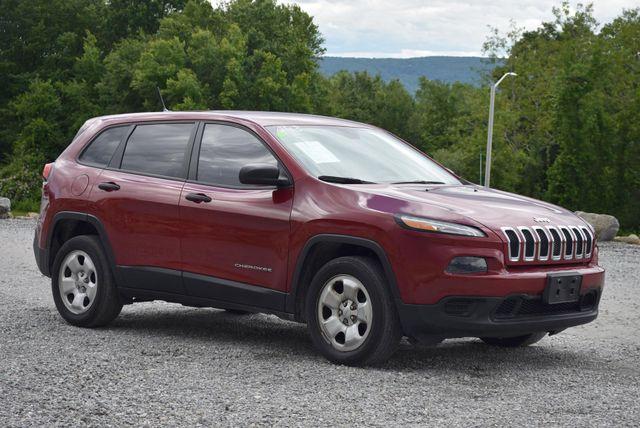 2015 Jeep Cherokee Sport Naugatuck, Connecticut 7
