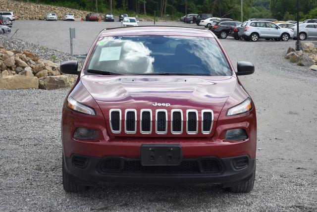 2015 Jeep Cherokee Sport Naugatuck, Connecticut 8