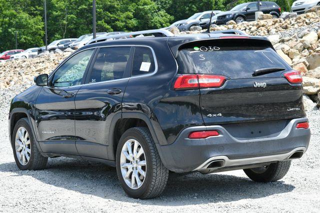 2015 Jeep Cherokee Limited Naugatuck, Connecticut 2