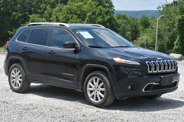2015 Jeep Cherokee Limited Naugatuck, Connecticut 7