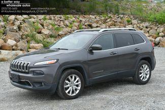 2015 Jeep Cherokee Limited Naugatuck, Connecticut