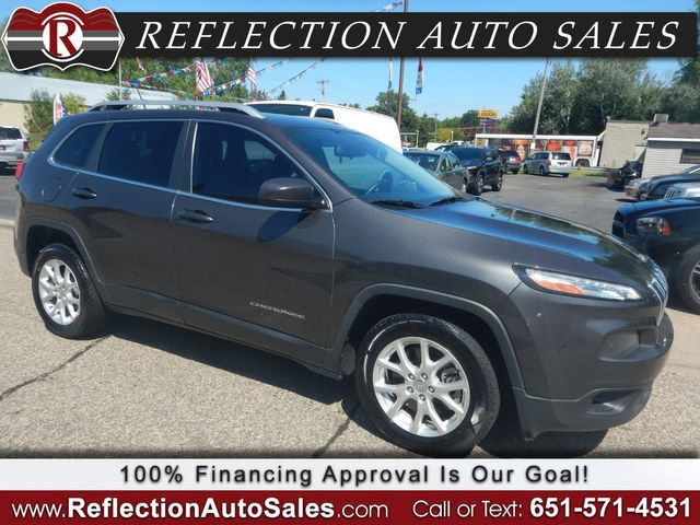 2015 Jeep Cherokee Latitude in Oakdale, Minnesota 55128