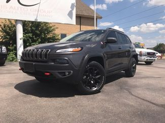 2015 Jeep Cherokee Trailhawk in Oklahoma City OK