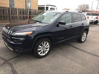 2015 Jeep Cherokee Limited in Oklahoma City OK