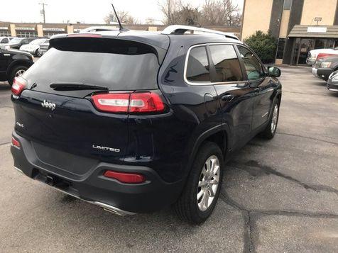 2015 Jeep Cherokee Limited | Oklahoma City, OK | Norris Auto Sales (NW 39th) in Oklahoma City, OK