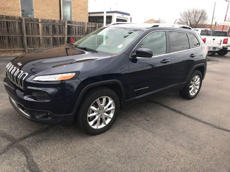 2015 Jeep Cherokee Limited | Oklahoma City, OK | Norris Auto Sales (NW 39th) in Oklahoma City OK