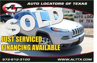 2015 Jeep Cherokee Latitude | Plano, TX | Consign My Vehicle in  TX
