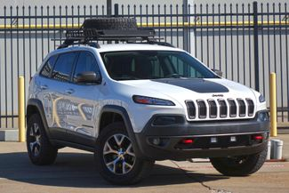 2015 Jeep Cherokee Trailhawk in Plano, TX 75093