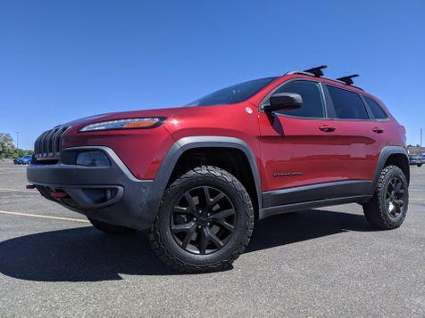 2015 Jeep Cherokee Trailhawk 4X4 in , Colorado
