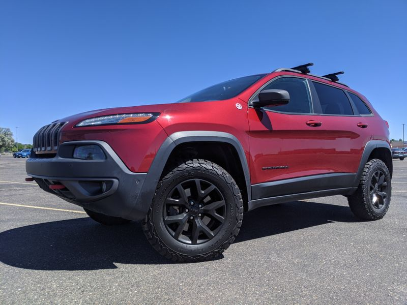 2015 Jeep Cherokee Trailhawk 4X4  Fultons Used Cars Inc  in , Colorado