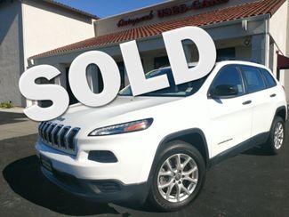 2015 Jeep Cherokee Sport | San Luis Obispo, CA | Auto Park Sales & Service in San Luis Obispo CA