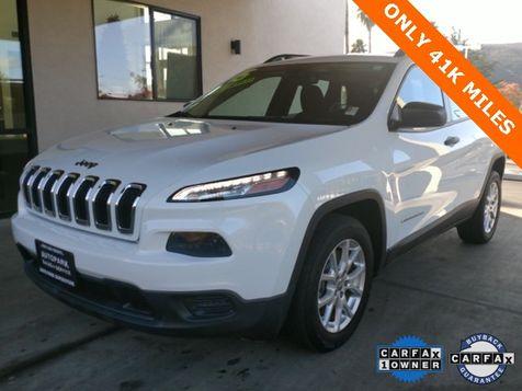 2015 Jeep Cherokee Sport | San Luis Obispo, CA | Auto Park Sales & Service in San Luis Obispo, CA