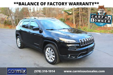 2015 Jeep Cherokee Limited in Shavertown