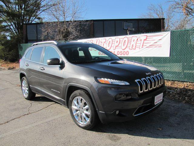 2015 Jeep Cherokee Limited St. Louis, Missouri 0