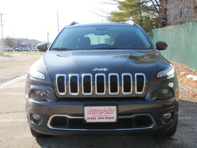 2015 Jeep Cherokee Limited St. Louis, Missouri 1