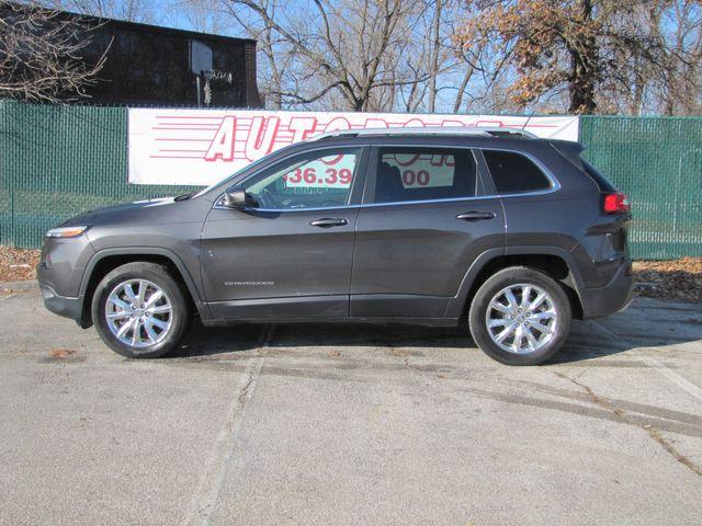 2015 Jeep Cherokee Limited St. Louis, Missouri 5