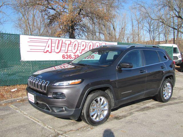2015 Jeep Cherokee Limited St. Louis, Missouri 3